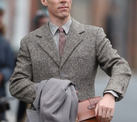 Benedict Cumberbatch-The Imitation Game Set