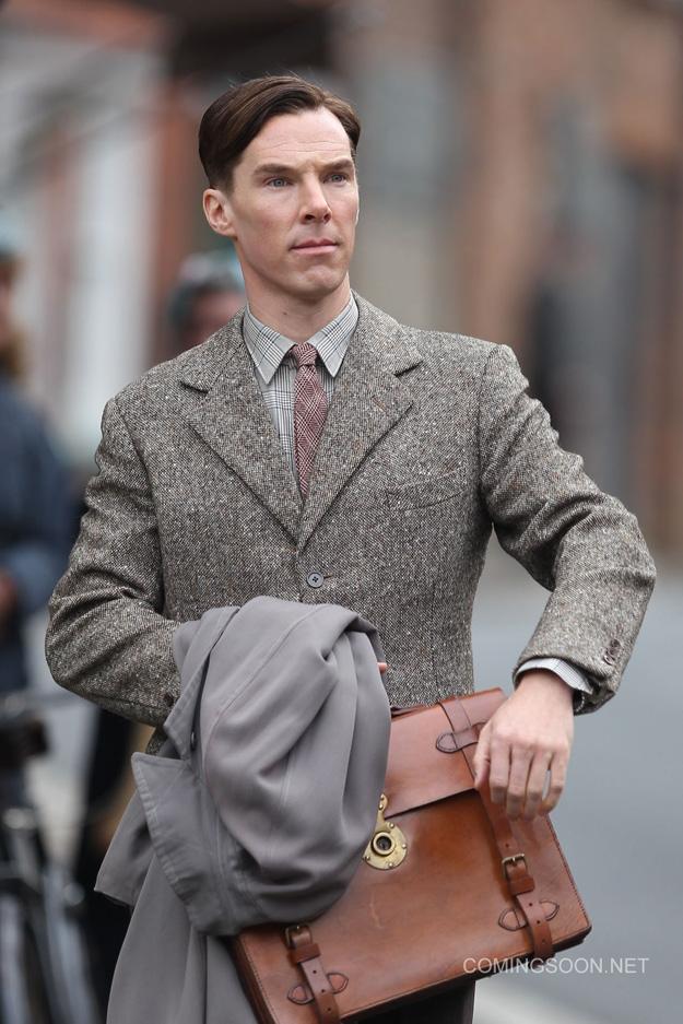 Benedict Cumberbatch-The Imitation Game Set