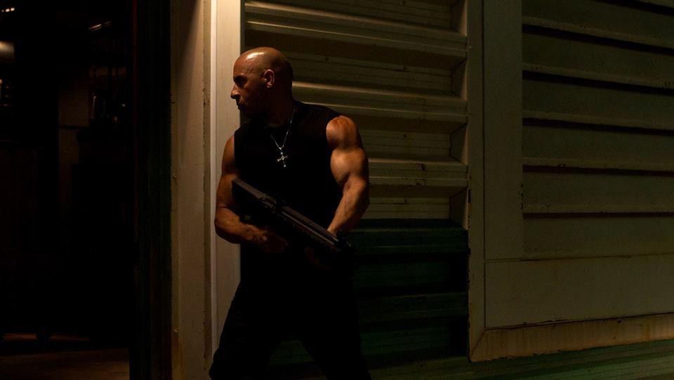 Vin Diesel- Fast 7