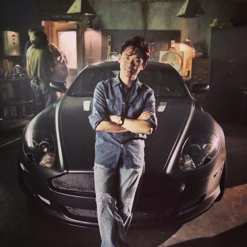 James Wan Fast Furious_7_8