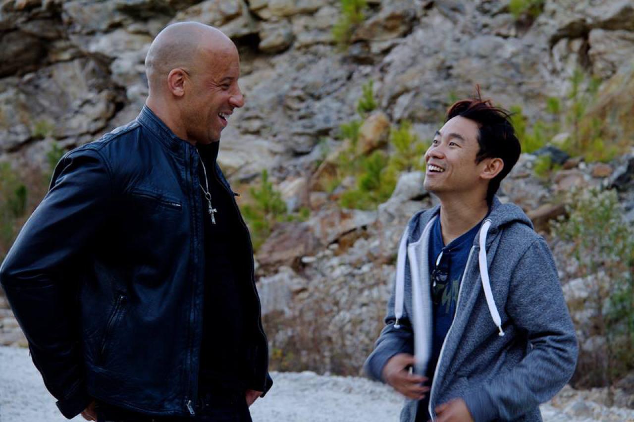 'Fast & Furious 7', Vin Diesel, James Wan