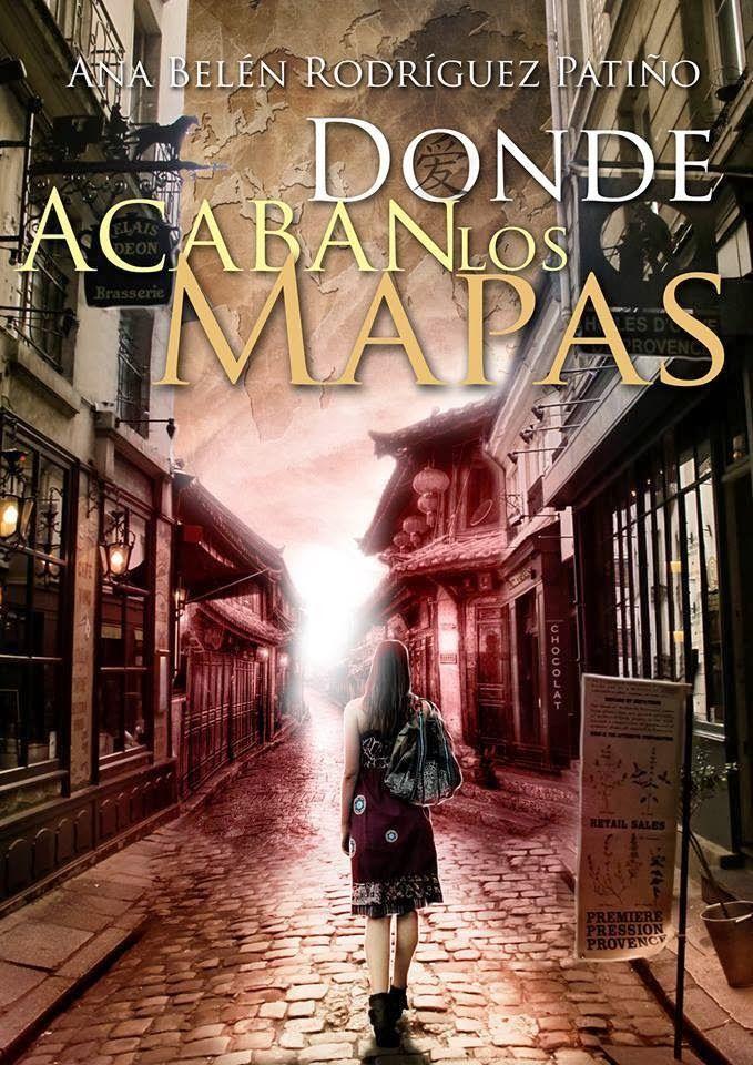 'Donde Acaban los Mapas' , Ana Belén Rodríguez Patiño