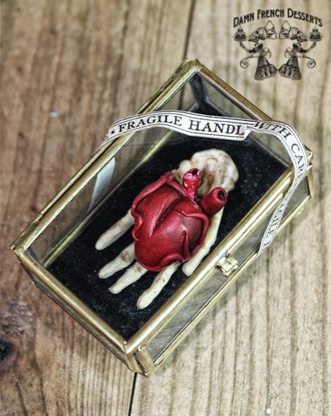 Heart in Hand Relic