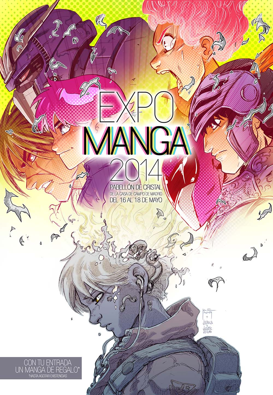 Cartel Expomanga 2014