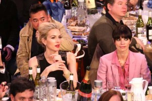 2013 Film Independent Spirit Awards - Backstage And Audience