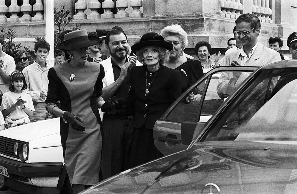 El último adiós de Bette Davis 02 (Foto Isabel Azkarate)