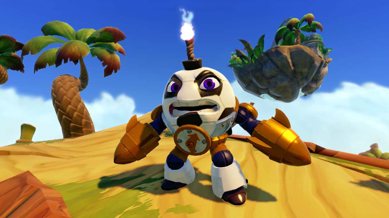 Skylanders SWAP Force-Kickoff Countdown