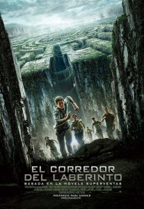 El Corredor del Laberinto - POSTER DEFINITIVO (Medium)