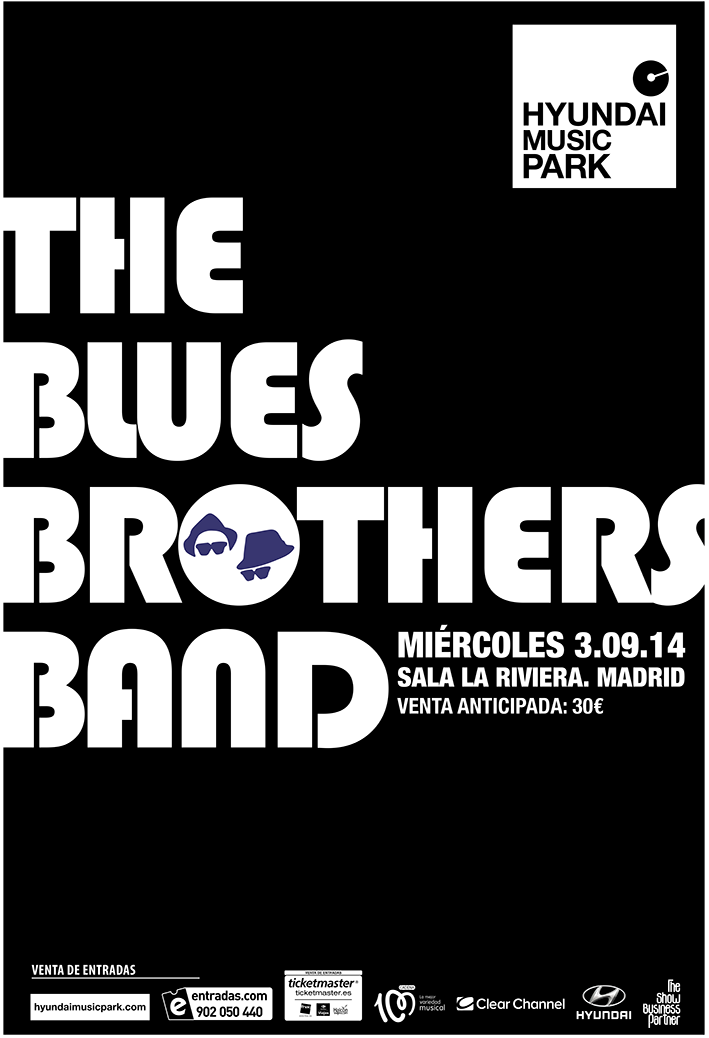 01. Cartel The Blues Brothers Band