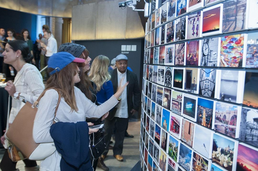 Instagramers Gallery Fundación Telefónica 2