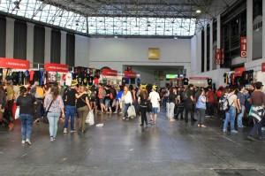 Tiendas y Stands en el XX Salón del Manga de Barcelona