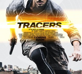 Poster , 'Tracers' ,Taylor Lautner