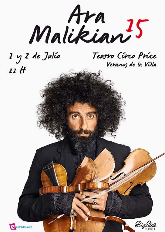 Cartel ARA Veranos Villa15