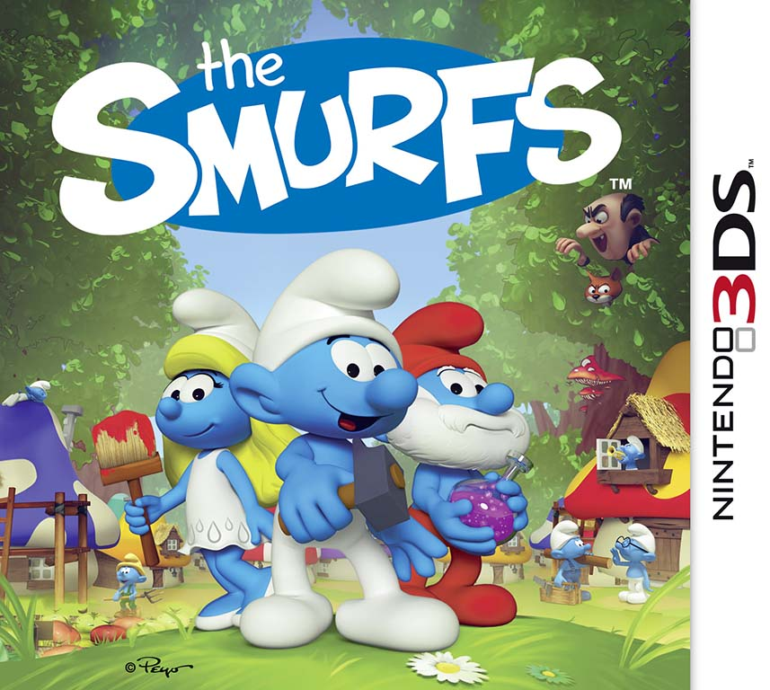 The_Smurfs_3DS_Keyart_2D_020715_6pm_CET