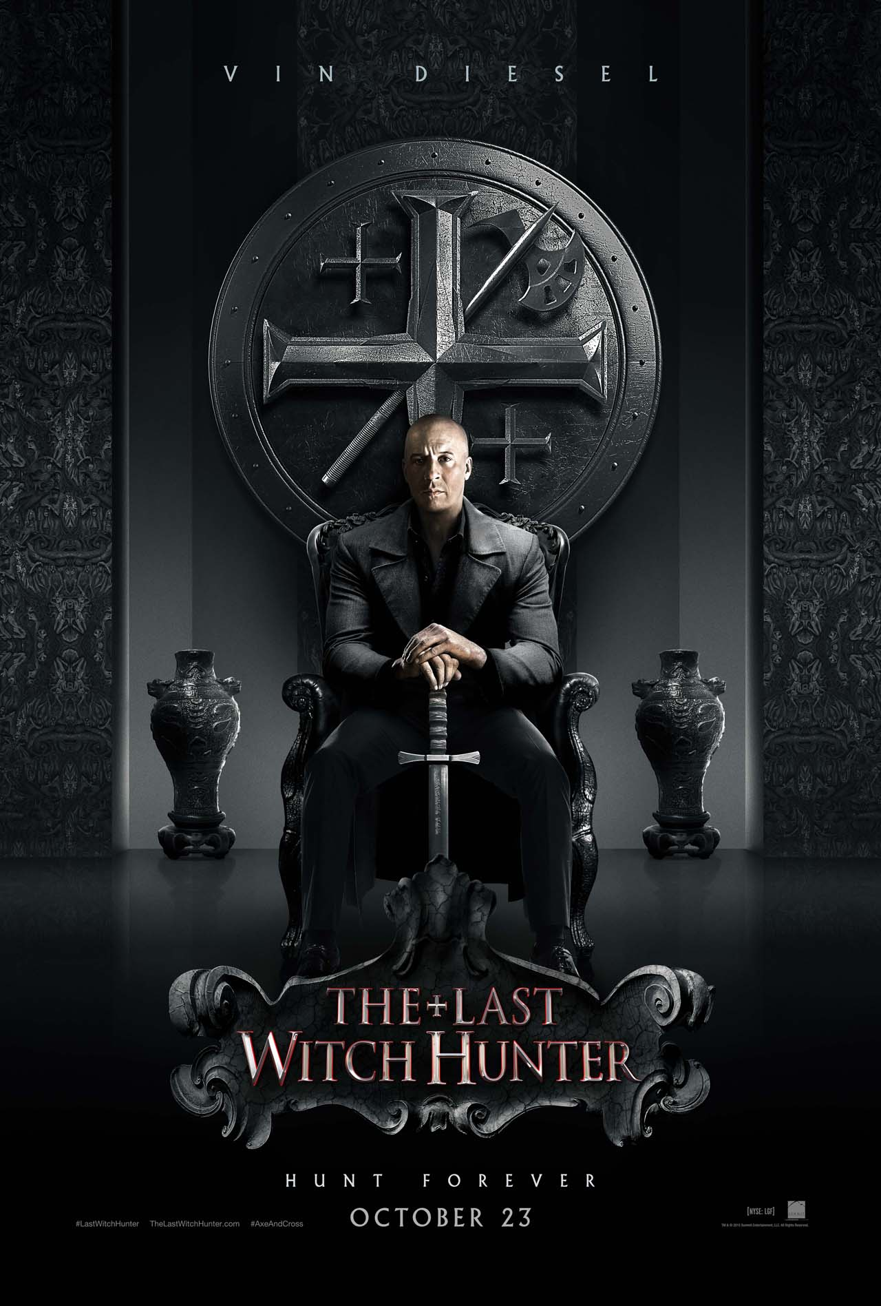 el cazador de brujas 2