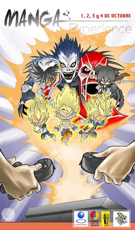 Cartel Manga Experience 2015