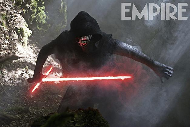 'Star Wars Episodio VII:The force Awakens'