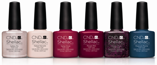 CND CONTRADICTIONS SHELLAC