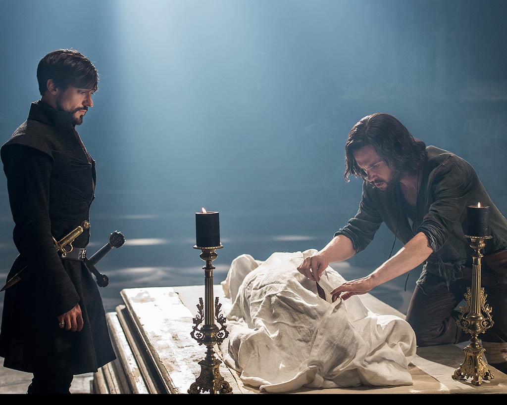 DA VINCI'S DEMONS Series 3