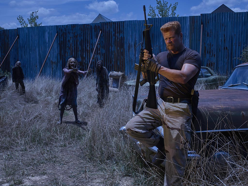 Michael Cudlitz as Abraham - The Walking Dead _ Season 6, Gallery - Photo Credit: Frank Ockenfels 3/AMC