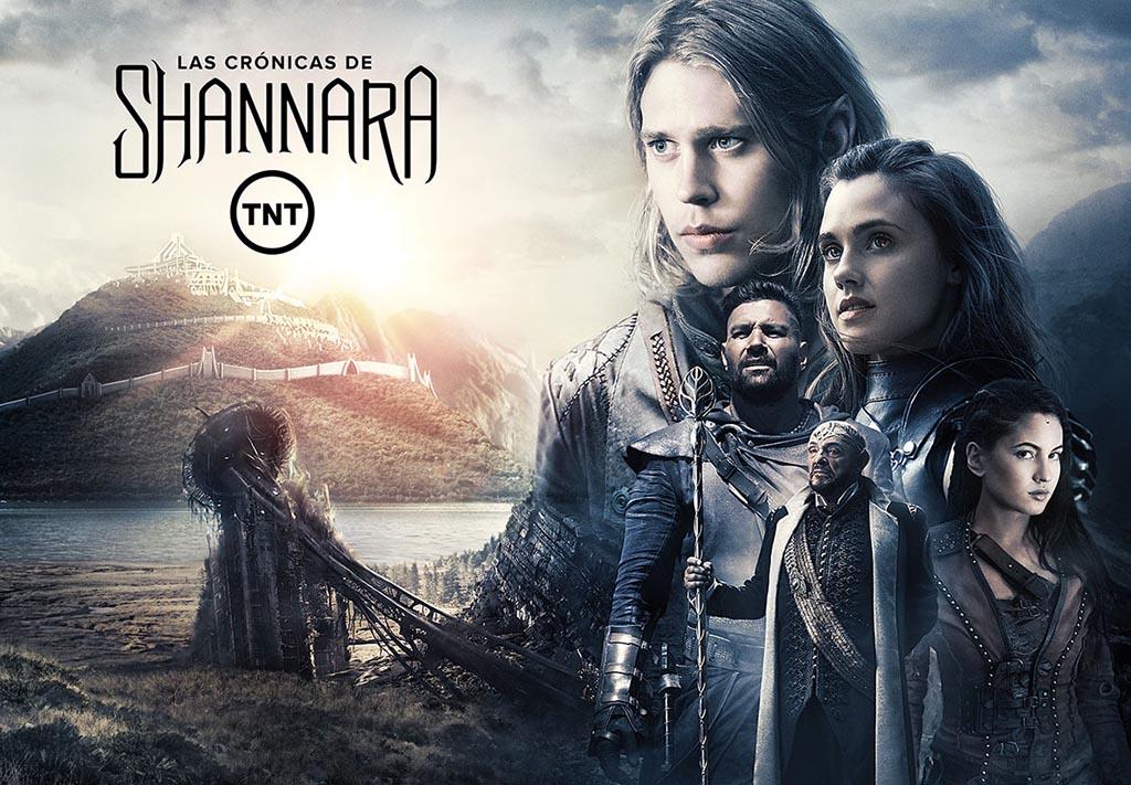 Las cr¢nicas de Shannara 1