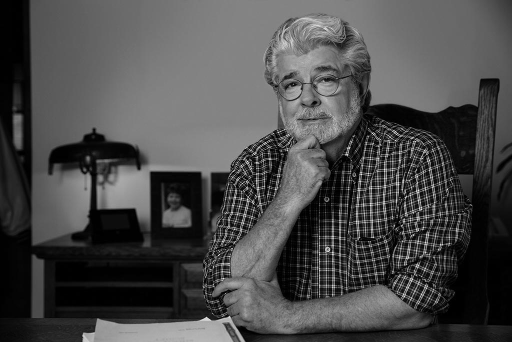 6/18/2014 Nicasio, CA TCM A Night at the Movies: Fantasy with George Lucas Photo: Mark HillTCM
