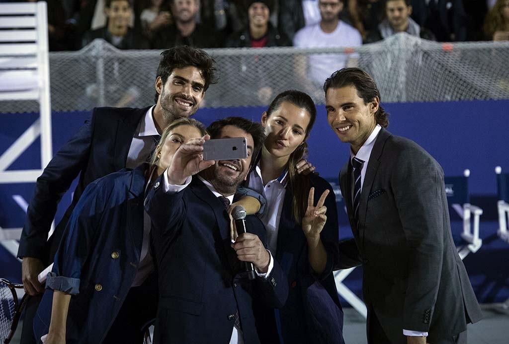 Pedido Tommy Hilfiger con Rafa Nadal - EFE/Luca Piergiovanni