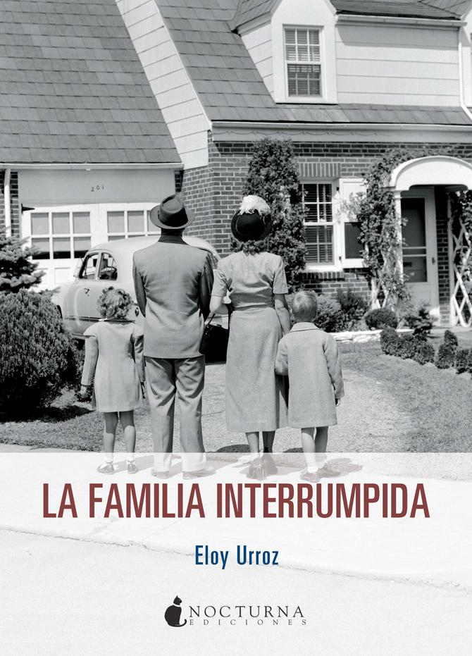NB26. La familia interrumpida (cubierta)
