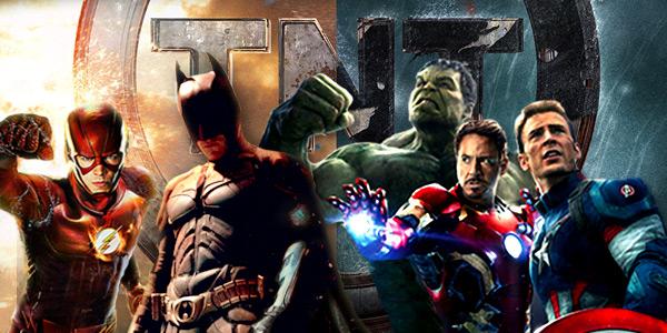 TNT Marvel vs DC